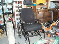 NVACARE CONCEPT 45 WHEELCHAIR.......BEST OFFER  willing to trade