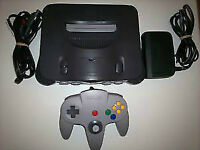 *****NINTENDO 64 N64 SYSTEM + MANY GAMES AVAILABLE!!!!!*****
