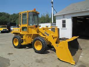 Looking for a small wheel loader