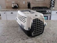 small Petmate kennel cab ......Airline carry on approved,