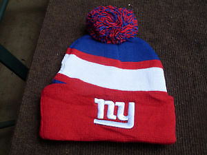 NY GAINTS NFL Bud Light Toque *NEW* $10.00