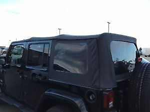 Sof top for Jeep Wrangler 4 door