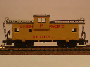 Train HO-Union Pacific Freight Car