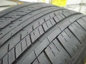 235/55R19 set of 2 Michelin Used (inst. bal.incl) 95% tread left