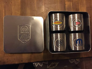 Mopar  Stainless Beer Cooler Holders
