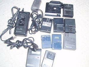 OEM SONY camera charger for N,E,T and R batteries
