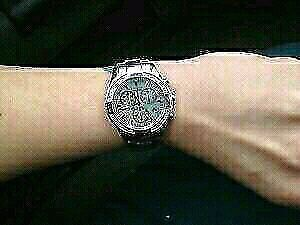 Ladies Citizen Eco Drive with Mother of Pearl Face
