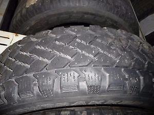 4 pneus d'hiver 185/65/15 Pacemark Snowtrakker