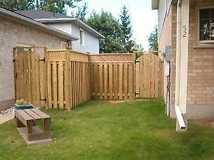 Decks, Fences, Stairs Wood, Composite or Concrete landscaping Kingston Kingston Area image 2