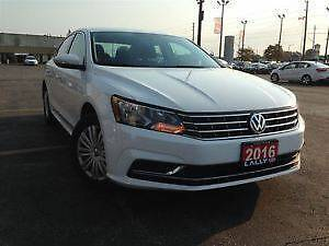 2016 Volkswagen Passat Trendline Sedan with CASH incentive!