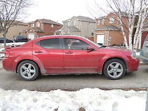 2008 Dodge Avenger RT Sedan