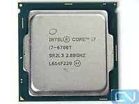 Intel Core i7-6700T 2.80Ghz - 6th generation