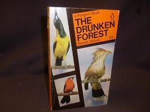 Vintage Penguin book 1967 The Drunken Forest by Gerald Durrel