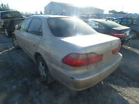 2000 Honda Accord Transmission Automatic 4 Speed + MORE PARTS