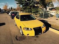 2004 Nissan Sentra SE-R ***PRICED FOR QUICK SALE ***