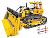 LEGO City Dozer # 7685. NEW!