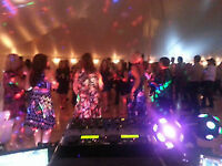 "DJ SERVICES:""FOR ALL YOUR SPECIAL EVENTS, BANQUETS AND DANCES"""