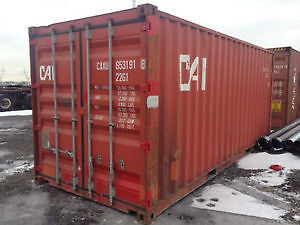Sea Containers for Sale 20, 40, 45ft units
