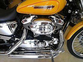 Harley Davidson XL 1200 C Custom Sport