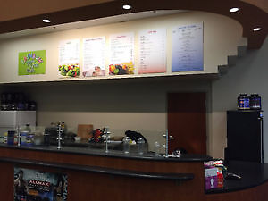 Lucrative Juice Bar For Sale Located In An Established Gym