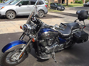 Kawasaki Vulcan 900 LT Touring in mint shape only 20393 Km