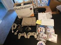 Buying a Playstation One PS1 and games - any shape