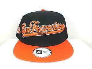 separation shoes 8e84c 27924 Vintage San Francisco Giants Hat
