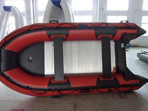Inflatable 12 ft  lake boat  1.2mm PVC , re-enforced under
