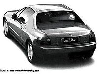 1995 Honda Del Sol h22 MOVING BEST PRICE TAKES IT