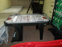 BRAND NEW AIR HOCKEY TABLE FOR SALE
