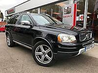 2010 VOLVO XC90 D5 R-DESIGN SE AWD ESTATE DIESEL