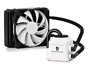 Deep Cool Captain 120 White Liquid Cooler
