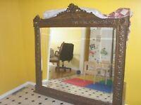 Mirroir Antique / Antique Mirror