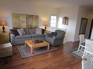 2 Bedroom Furnished Suite in Heritage Home - Kitsilano #442