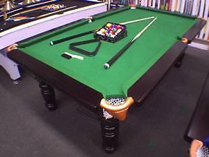 SLATE 7X4f t-7 GAMES IN1,FREE MELBOURNE DELIVERY,FREE TABLETENNIS Campbellfield Hume Area Preview