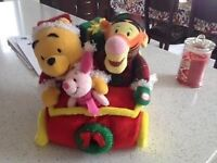 New Valentine Plush and Pooh and Friends