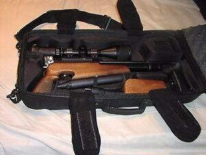 AIR ARMS S410 TDR CASE (ORIGINAL)