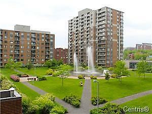 Condo Downtown/Jardin Windsor/ 2 bedrooms/jully 1st
