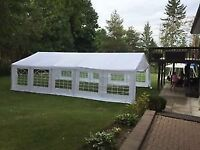 PARTY/EVENT TENT/CHAIR RENTALS AND MORE!!!!!