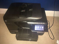 HP Officejet 8600 Plus All in One Colour printer scanner in good condition - RRP £169.99