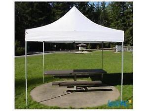 Location chapiteau tente pop up Tables Chaises Party Tent 100$