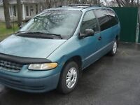 PIÈCES PLYMOUTH VOYAGER 1996