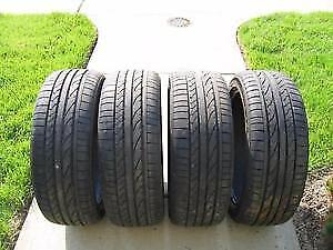 TIRE SALE ON NOW!USED MICHELIN, CONTINENTAL 647-992-4703