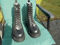 Kick-Butt  Motorcycle Boots - NEW