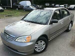 2003 Civic for sale - Great Condition - Low KMs