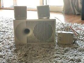 Cambridge SoundWorks PCWorks 2.1 Stereo SPEAKER System