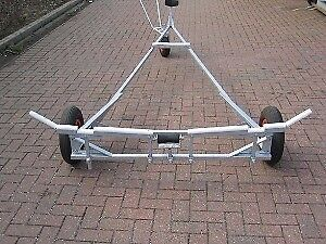 New Mersea Trailers 275 Wayfarer Launching Trolley