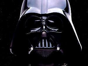 David Prowse als Darth Vader