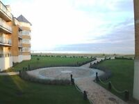 Beautiful Seafront Marina Flat to Rent in Eastbourne