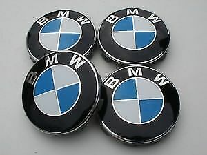 Wheel Center Caps - OEM - BMW Mercedes Audi VW Honda BBS Lexus